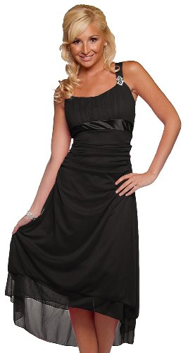 Womens Sleeveless Formal Bridesmaids Cocktail Evening Party Dress