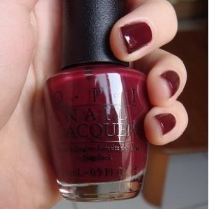 OPI NAIL POLISH - MRS O'LEARY'S BBQ #W44