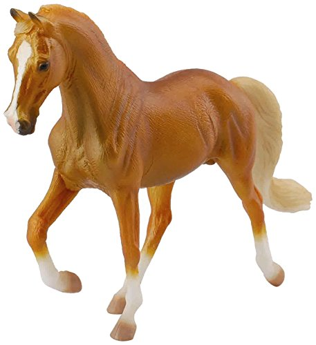 CollectA Tennessee Walking Horse Stallion, Golden Palomino