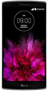 LG G Flex 2 Smartphone (13,97 cm (5,5 Zoll) Full-HD-POLED-Display, Qualcomm Snapdragon 810 2-GHz-Octa-Core-Prozessor, 13-Megapixelkamera, 16 GB interner Speicher, Android 5.0) Platinum SIlver