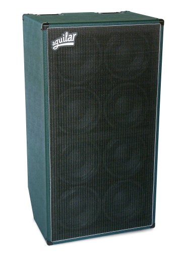 Aguilar DB 810 Bass Cabinet, 4 Ohm, Monster Green
