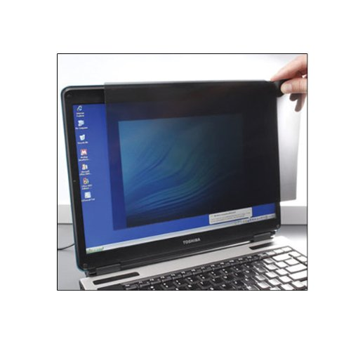 PrivacyWard Computer LCD Security Filter 15 4 inch