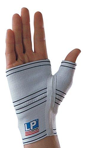 LP Support sinistro con elastico a supporto del palmo della mano