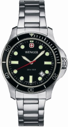 Wenger Herrenuhr Battalion Diver 72326