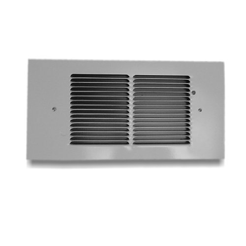 King Paw2022-Ogb 2250-Watt 208-Volt Heater With 8.5-Inch Height By 17-Inch Wide Retrofit Grille