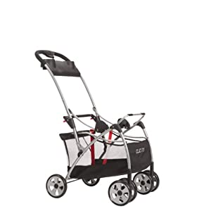 Safety 1st Clic It Infant Seat Carrier, Black/Silver