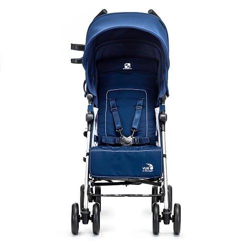 Baby Jogger Stoller Vue, Black front-657981