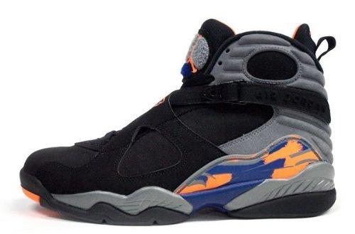 premium selection fbe83 fa42c Nike Mens Air Jordan 8 Retro Basketball Shoes