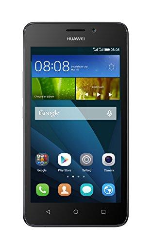 Huawei Y635 Smartphone (12,7 cm (5 Zoll) IPS-Display, 1,2 GHz-Quad-Core-Prozessor, 5 Megapixel-Kamera, 8 GB interner Speicher, Dual-SIM,  Android 4.4) weiß