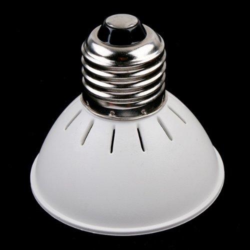 Kingzer 220V E27 6W Led Light Bulb Lamp 36 Led White