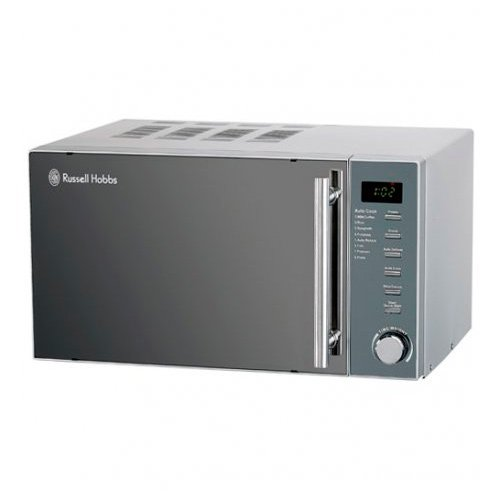 Russell Hobbs 20L Easi-Tronic Microwave - Silver