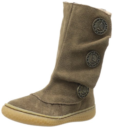 Livie & Luca Marchita Climbing Shoe (Toddler),Taupe Suede,8 M Us Toddler front-176113