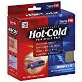 "Thermionics Advanced ThermiPaq Therapeutic Hot & Cold Pad 6"" x 12"" - 1 ea (PACK OF 2)"