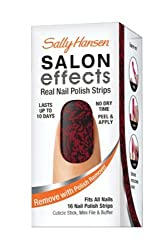 SALLY HANSEN Salon Effects Real Nail Polish Strips - I love Lacey