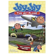 Jay Jay the Jet Plane: God's Awesome Creation