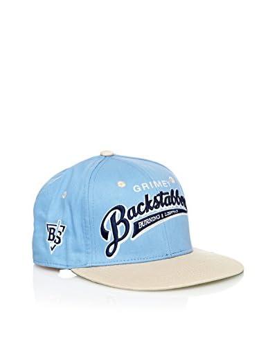 Grimey Wear Gorra Backstabbers Azul