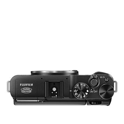 Fujifilm-FinePix-X-M1-Mirrorless