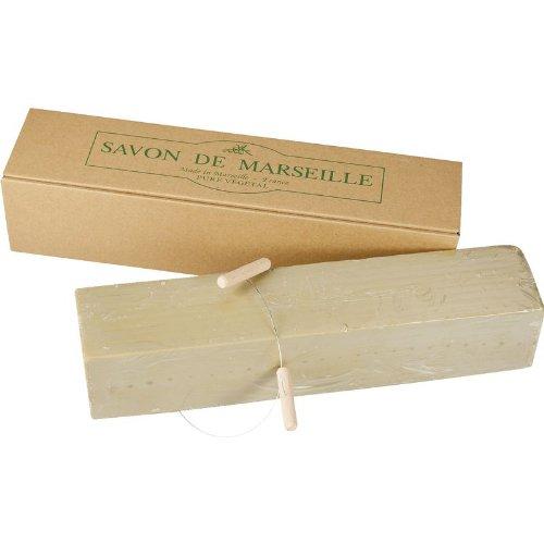 サボン・ドゥ・マルセイユ マルセイユ石鹸 オリーブ2000g|003871