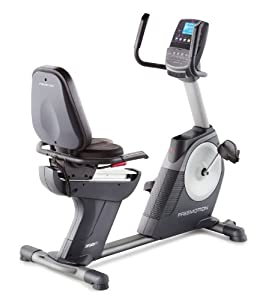 FreeMotion 350r Recumbent Exercise Bike