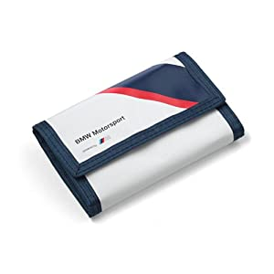 Bmw Motorsport White Wallet from BMW