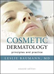 "Cover of ""Cosmetic Dermatology: Principle..."