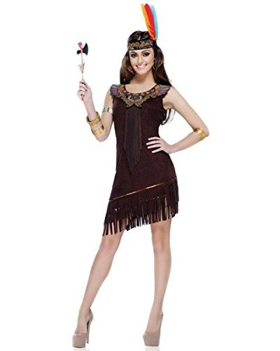 Native American Beauty Indian Halloween Costume