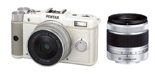 PENTAX デジタル一眼 Q ダブルレンズキット ホワイト PENTAXQWLKWH