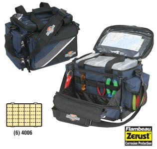 Flambeu AZ6 Soft Tackle Bag for Fishing