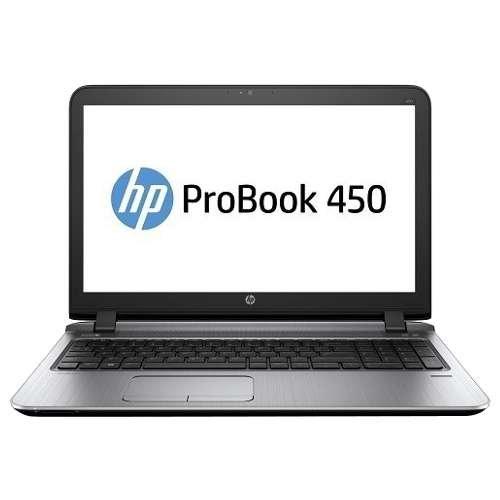 HP Laptop ProBook 450 G3 Intel Core i7 6500U (2.50 GHz) 8 GB Memory 1 TB HDD Intel HD Graphics 520 15.6