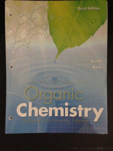 fundamentals of organic chemistry 7th edition solutions manual pdf