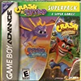 CRASH & SPYRO Super Pack Vol. 4 Gameboy Advance GBA NEW