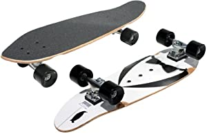 Atom Mini Kick-Tail Skateboard (27-Inch) by Atom Longboards