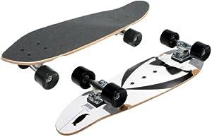 Buy Atom Mini Kick-Tail Skateboard (27-Inch) by Atom Longboards