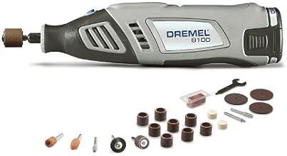 Dremel 8100-N/21 8-Volt Max Cordless Rotary Tool