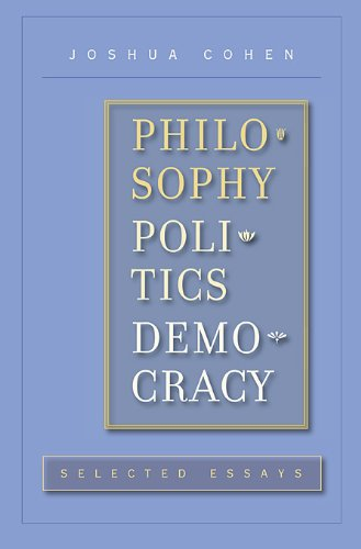 """a practical world political philosophy essay Professor smith discusses the nature and scope of """"political philosophy"""" the oldest of the social sciences, the study of political philosophy must begin with the."""
