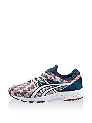 Asics Zapatillas Gel-Kayano Trainer Evo (Azul / Blanco / Rojo)