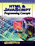 HTML and JavaScript Programming Conce...
