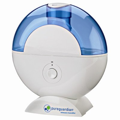 Pure Guardian Blue 12-hour Ultrasonic Table-top Humidifier - 1