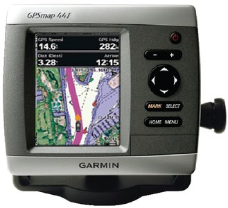 Garmin GPSMAP 441s 4-Inch Waterproof Marine GPS and Chartplotter with Sounder
