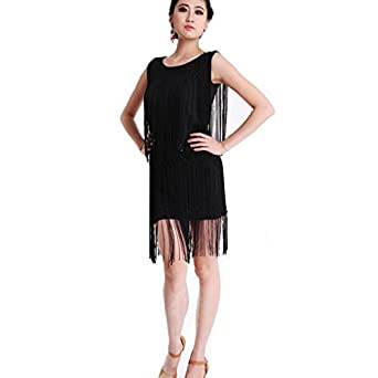 Women's Latin Rumba Dance Dancing Dress Ballroom Fancy Dress Costumes