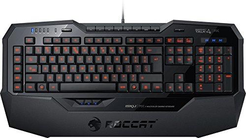 Tenemos una oferta: Teclado gaming de Roccat modelo Isku FX