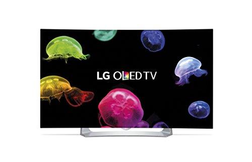 LG 55EG910V 55 inch 1080p Full HD OLED Curved Smart TV WebOS (2015 Model) - Silver