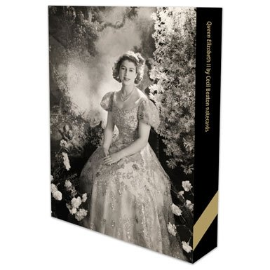 Queen Elizabeth II by Cecil Beaton Notecards||RF10F