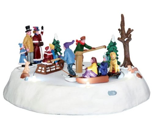 lemax christmas village accessories