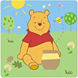 Winnie the Pooh Car Sunscreen (Single Pack)