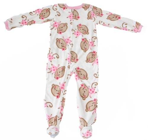 Monkey Pajamas For Kids front-1069012