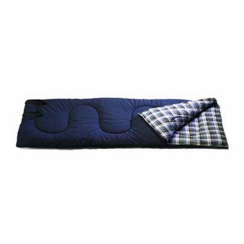 "Texsport Bear Creek Adult Size Sleeping Bag 38"" X 79"""