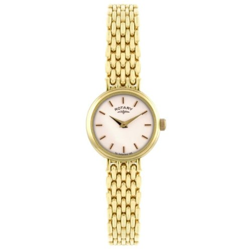 Rotary Timepieces Ladies Quartz Watch  White