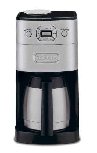 Cuisinart-DGB-650BCFR-10-Cup-Grind-and-Brew-Thermal-Automatic-Coffeemaker-in-Brushed-Metal-Certified-Refurbished-Silver