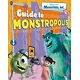 Monsters, Inc. Guide to Monstropolis (Disney) (0141314338) by Walt Disney Productions